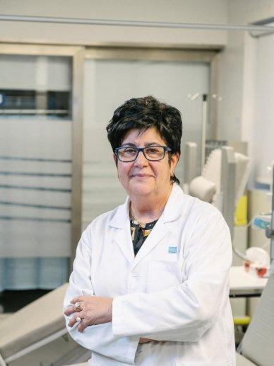 médica oncologista no hospital