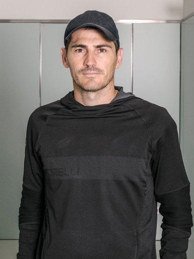 Iker Casillas na CUF
