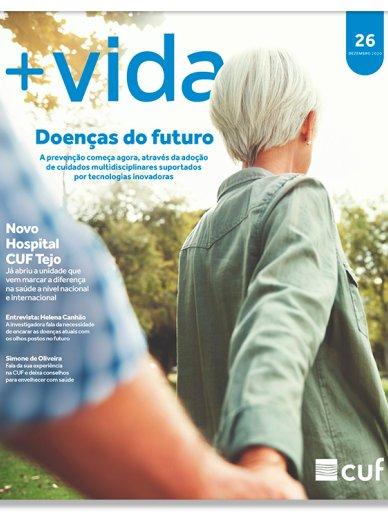Revista +Vida 26, Doenças do futuro