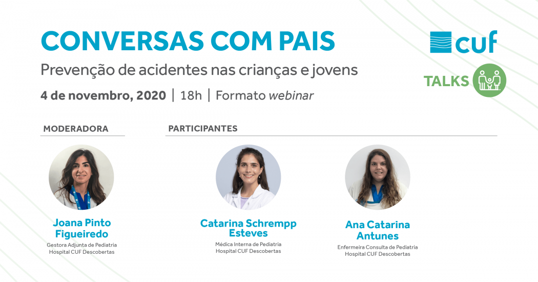 CUF Talks Evento Conversas com Pais